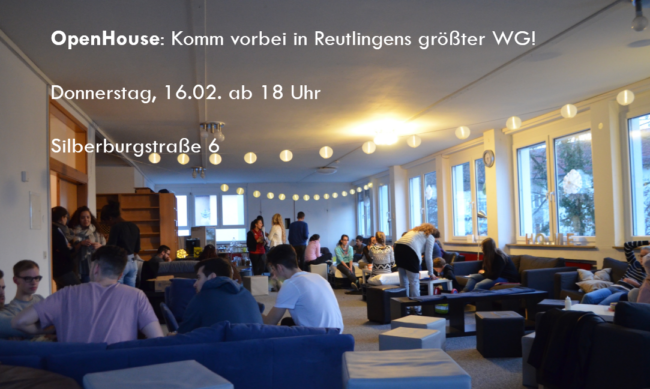 OpenHouse am 16.02.2017